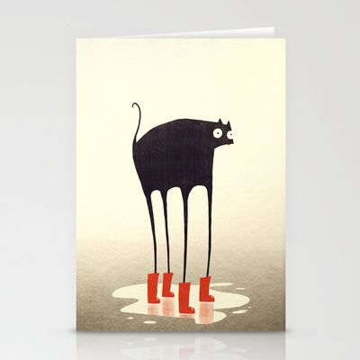 Wellies! Stationery Cards