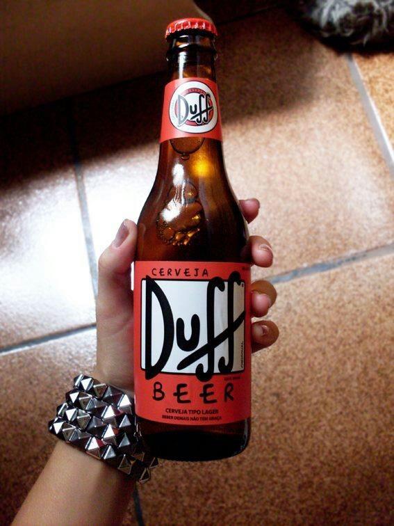 Duff beer!!!!