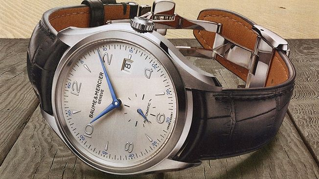 Baume & Mercier Has Mastered the Combo of Elegant and Laid-Back | Adweek