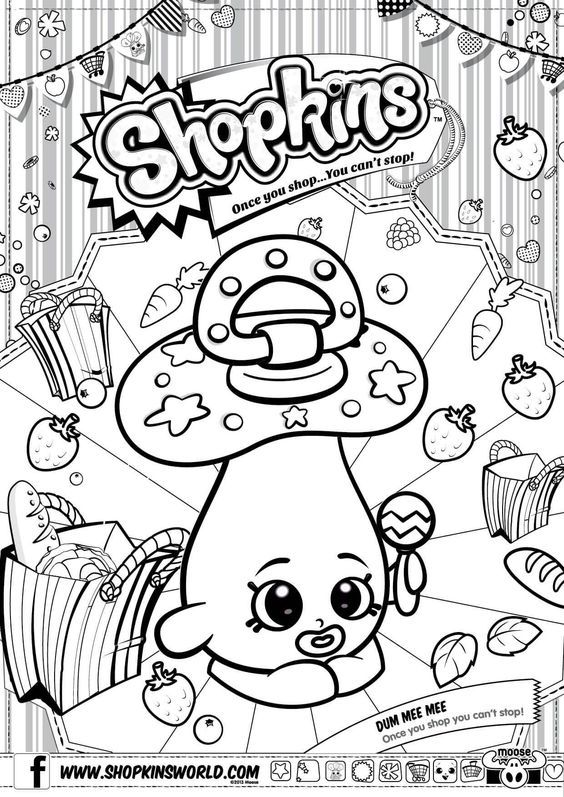 shopkins season 6 cupcake petal coloring pages printable and coloring book to print for free find more coloring pages online for kids and adults of