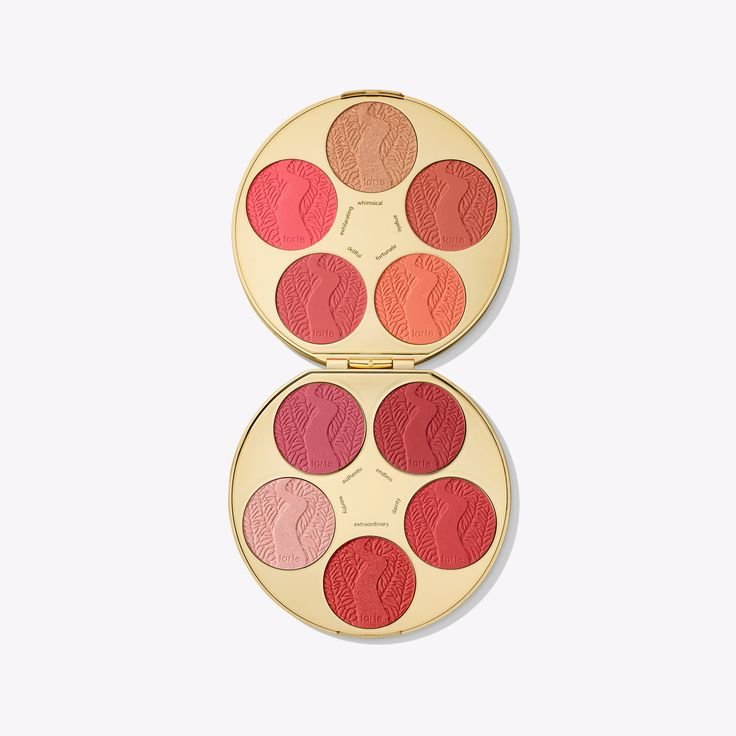 Blush Bazaar Palette | Tarte Cosmetics