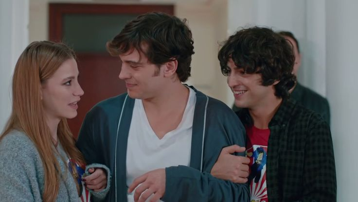 Yaman, Mira and Mert