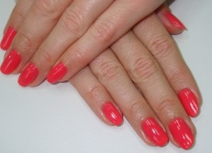 Explination of the different types of nail treatments.