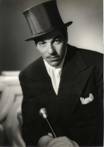 Cesar Romero 1937 = He dated my Mothers' sister ( my Aunt ). I always heard stories how they would go out dancing.