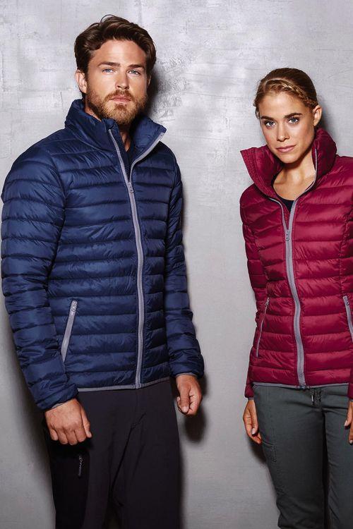 Jachetă căptușită Active by Stedman #jachete #geci #personalizate   #broderie #promotionale #barbati