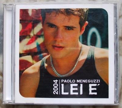 CD Paolo Meneguzzi Lei E' (New Edition) (2004)
