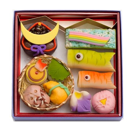 Japanese wagashi