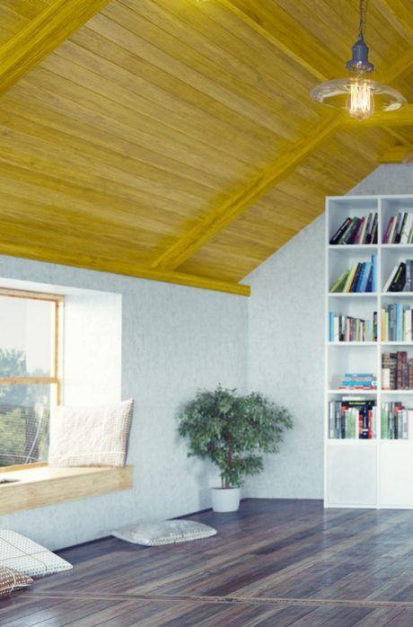 17 best ideas about holzdecke streichen on pinterest. Black Bedroom Furniture Sets. Home Design Ideas