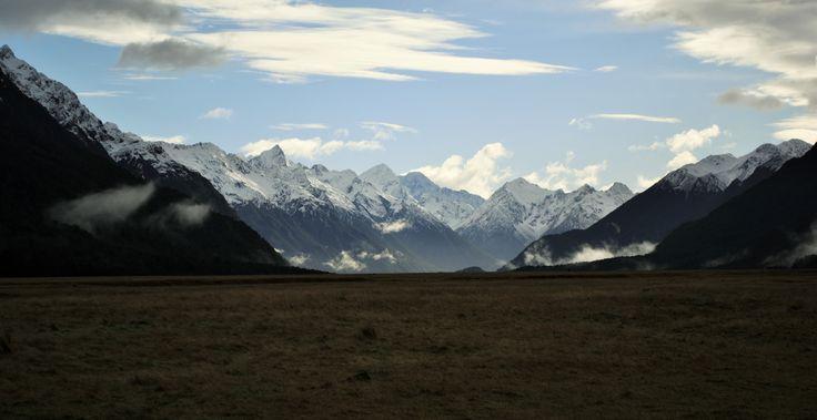 Eglington Valley, NZ
