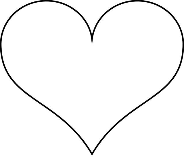 Les 25 meilleures id es de la cat gorie dessin coeur sur pinterest coloriage coeur mandala - Dessins coeurs ...