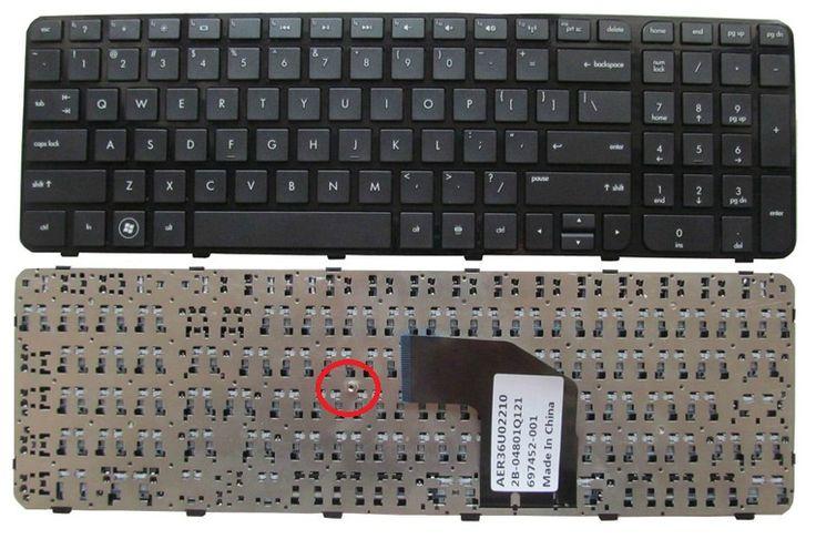 New US Keyboard For HP Pavilion G6 G6-2000 G6-2100 G6Z-2000 G6-2163sr Laptop black Keyboard