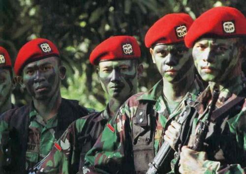 Tamtama PK TNI AD