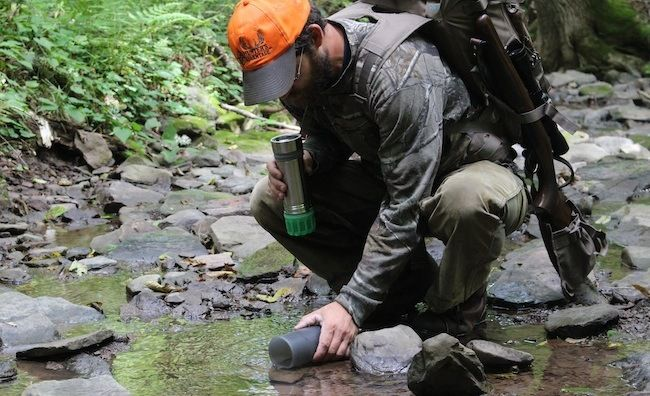 """""""I tested the Grayl Water Filtration Cup in several bodies of water near my home and was impressed with the results. Even when I intentionally used muddy water or water from a suspect source, the Grayl system turned out clear and pure drinking water in seconds."""" #waterfilter http://www.wideopenspaces.com/product-review-grayl-water-filtration-cup-pics/"""