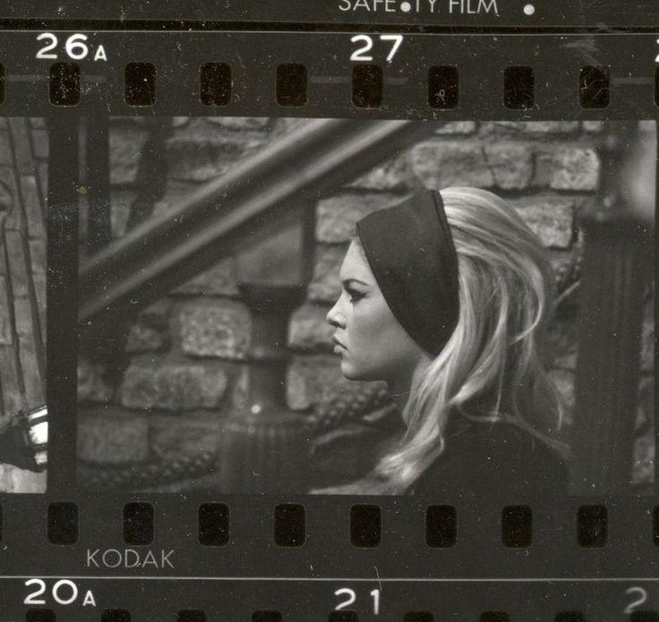 Brigitte Bardot en Le Mépris (Jean-Luc Godard, 1963)