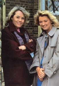 Pauline and Kathy from 1980s East Enders !