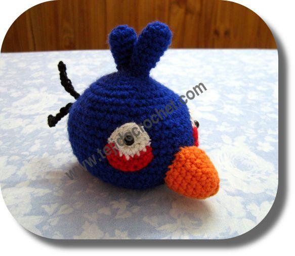 Cerdo Angry Birds Amigurumi : Mas de 1000 imagenes sobre Amigurumi en Pinterest
