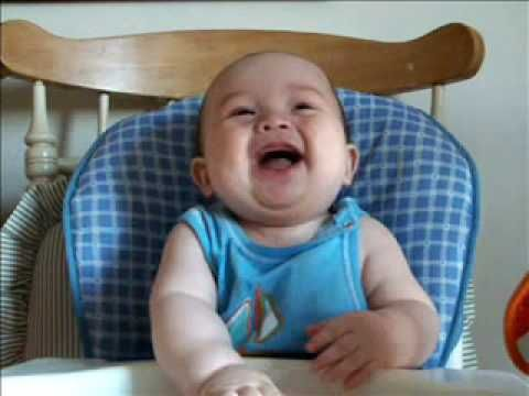 Laughing Baby Video.  Go and have yourself a good giggle, with this infectious laughter video selection!