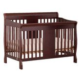 Found it at Wayfair - Calabria Fixed Side 4-in-1 Convertible Crib