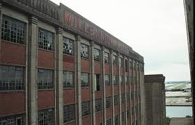 Millenium Mills- I live near here, and despite the asbestos warnings everywhere, I desperately want to go inside one day.