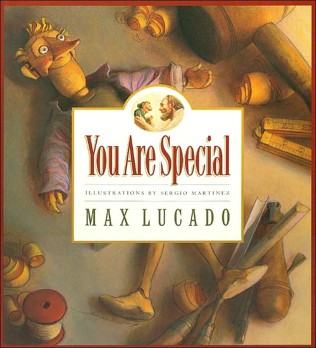 This book touches my heart!: Worth Reading, Lucado Wemmick, You Are Special, Kids Books, Books Worth, Favorite Books, Children Books, Max Lucado, Special Max