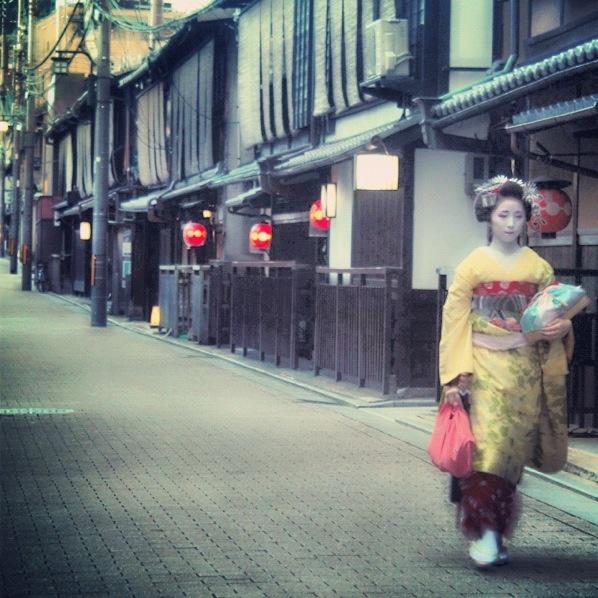 Maiko @ Kyoto Gion