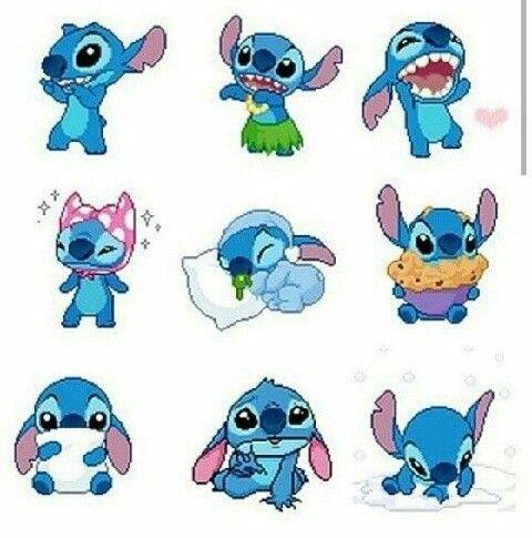 Stitch xx