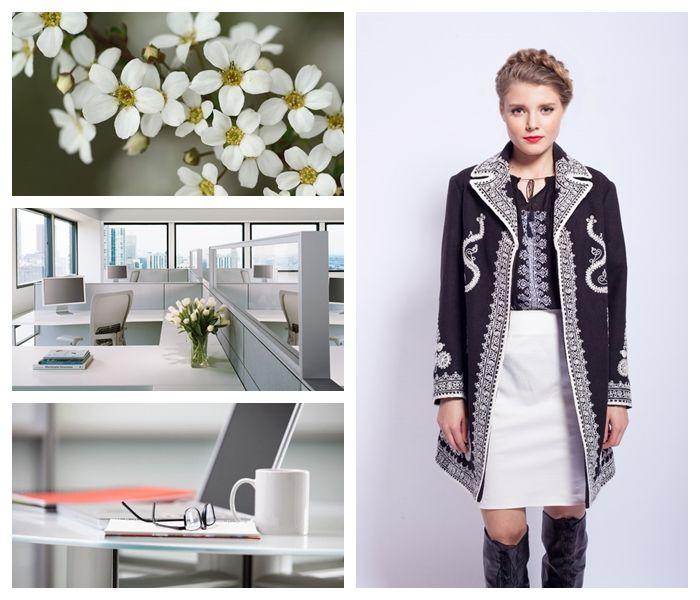 Office style! #overcoats #romanianlabel