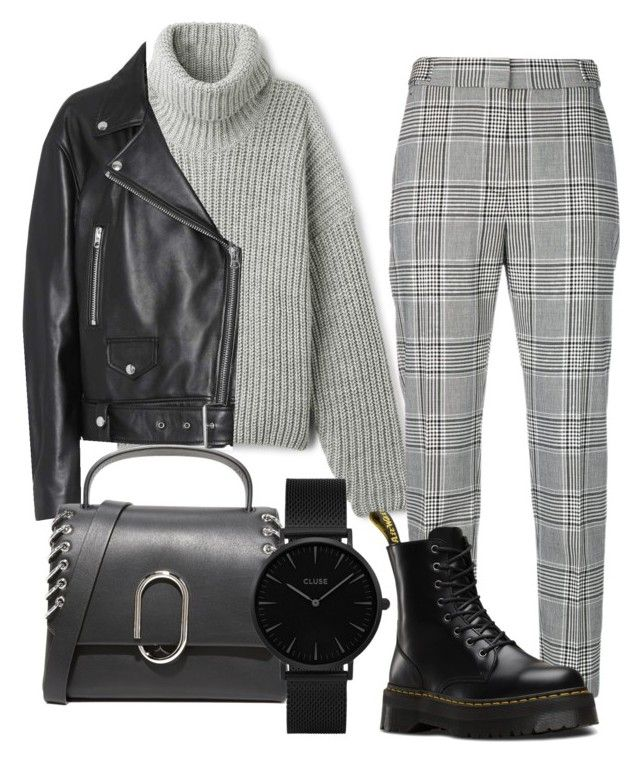 #2 by josecamerano on Polyvore featuring polyvore, moda, style, Acne Studios, Alexander Wang, Dr. Martens, 3.1 Phillip Lim, CLUSE, fashion and clothing