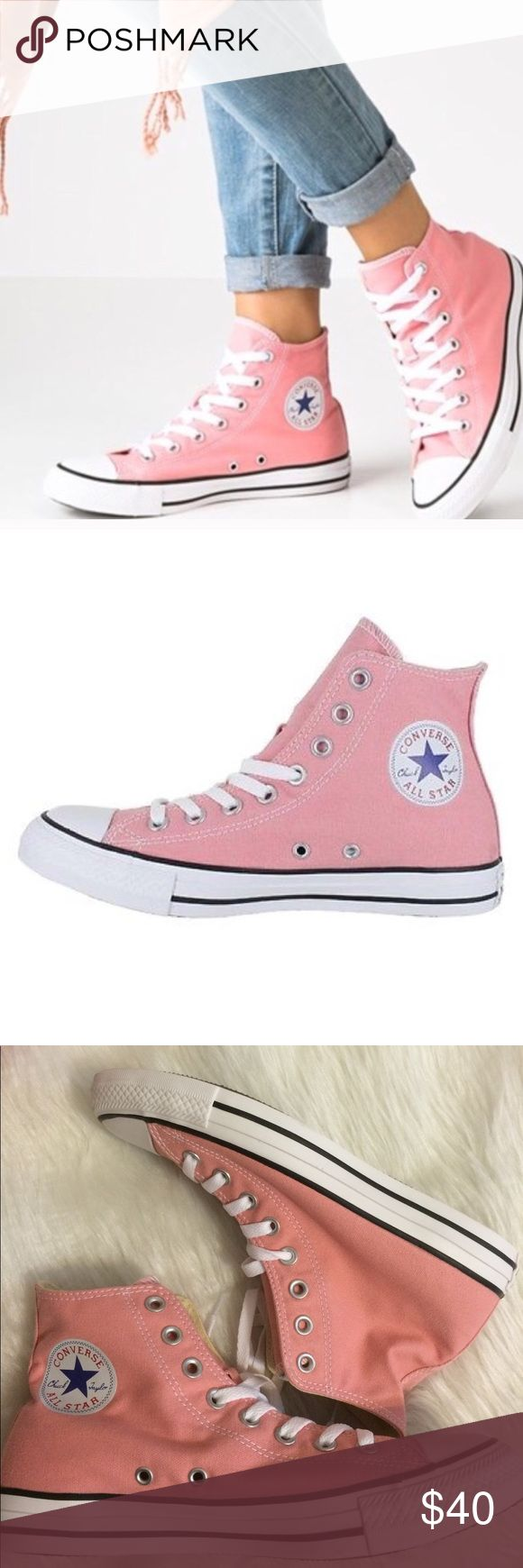 FLASH SALE Converse Women SIZE 9 SHOES PINK Brand new. Price is firm Converse Shoes Sneakers