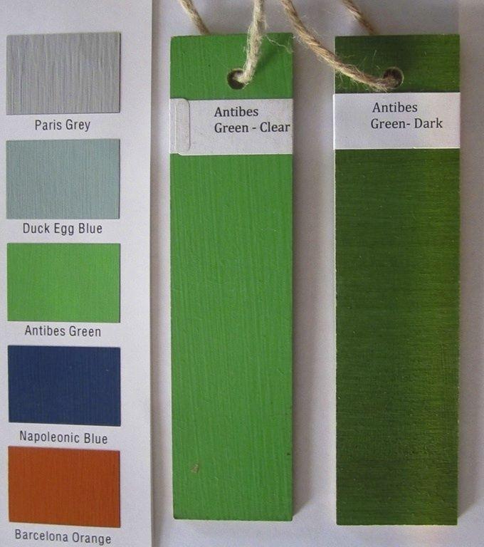 Annie Sloan Chalk Paint Colors | Instant Patina: Annie Sloan Chalk Paint | Paint & Colors