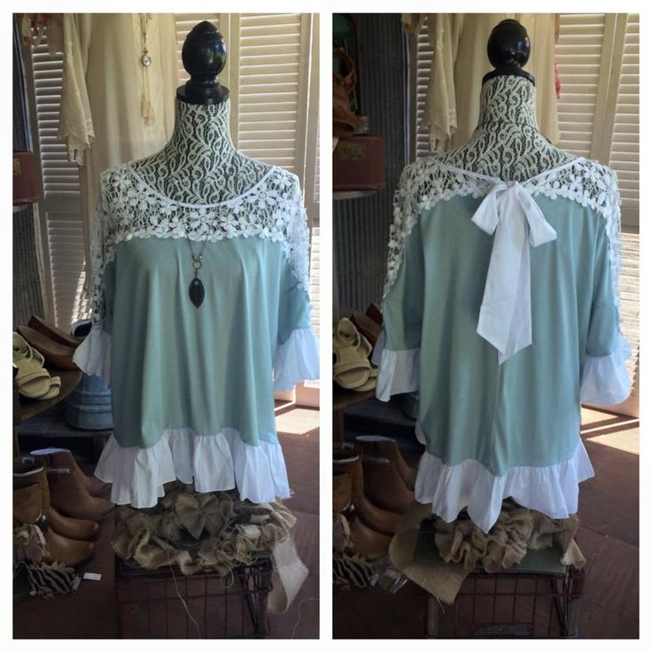 Beautiful teal and white.  www.facebook.com/therufflednest