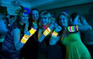 2. Highlighter Themed Party