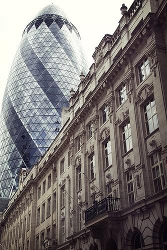 London In Between Windows Blues,  by Minkel    tagged as: london. england. uk.