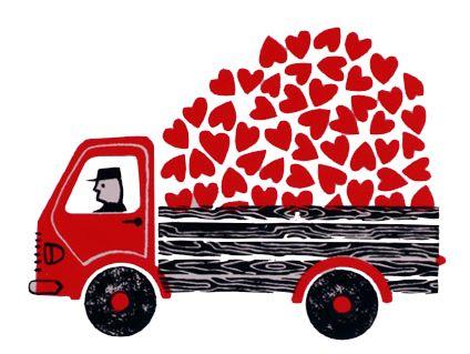 i <3 you truck loads