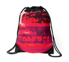 Worlds Within Worlds Drawstring Bag