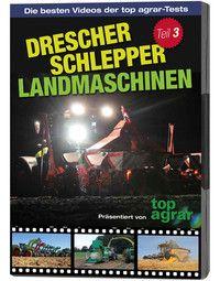 Teil 3 Drescher, Schlepper, Landmaschinen (DVD)