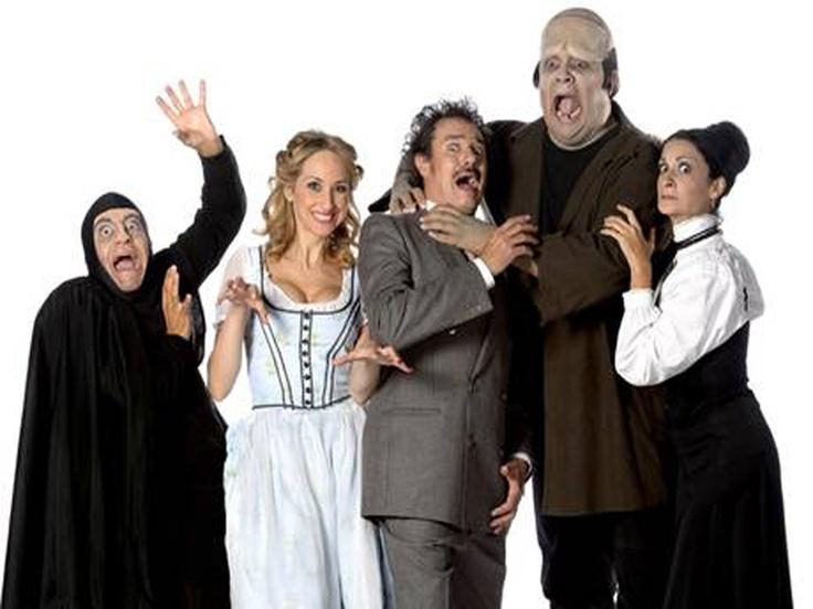 Frankenstein Junior è la nuova produzione della Compagnia della Rancia per la stagione 2012/2013.