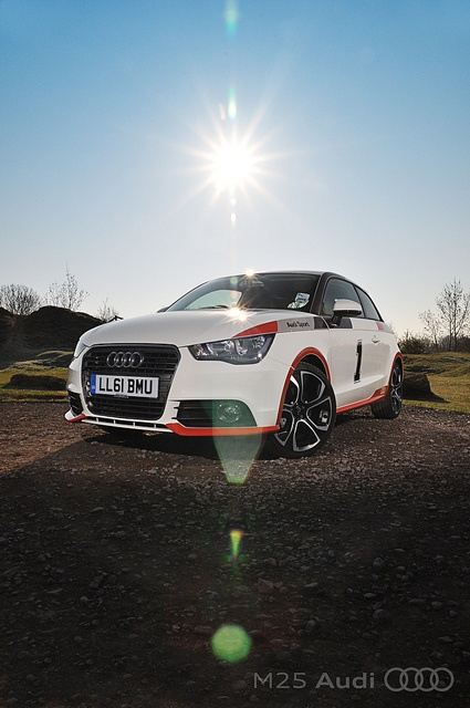 The Audi A1 Competition Line is a sporty yet economical edition of the Audi A1. The A1 Competition Line has the choice of a 1.4 TFSI petrol engine or a 1.6 TDI Diesel, the Petrol is capable of 55mpg and the Diesel 70mpg whilst still providing sporty performance.    Find out more about the Audi A1 here: http://www.a1audi.co.uk    Or watch a test drive video here:http://youtu.be/LZQh-_NIR7E