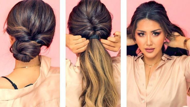 Hairstyles For Long Hair For Work  #hairstyles #hairstylesforlonghair #Easyhairstyles