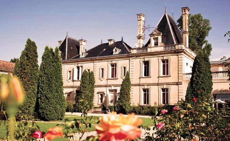 Chateau Meyre, France