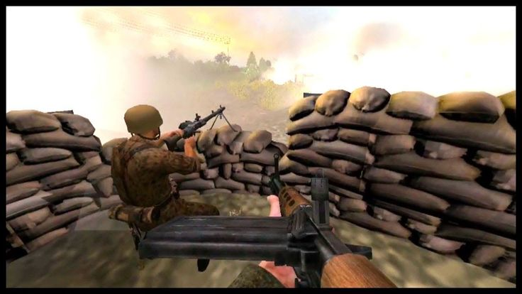 World War II mod for Battlefield 2 is Better than Call of Duty WW2 - For...