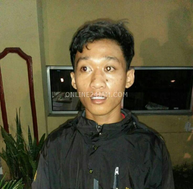 Mahasiswa Pencuri Perhiasan Diciduk Polisi Usai Makan Nasi Kuning