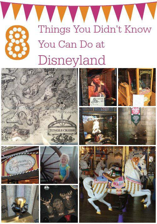 8 Things You Didn't Know You Can Do at Disneyland | Get Away Today Vacations - Official Site