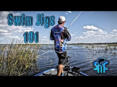 Hot New Fishing Tip: How to properly fish a swimming jig - What you need to know. - YouTube