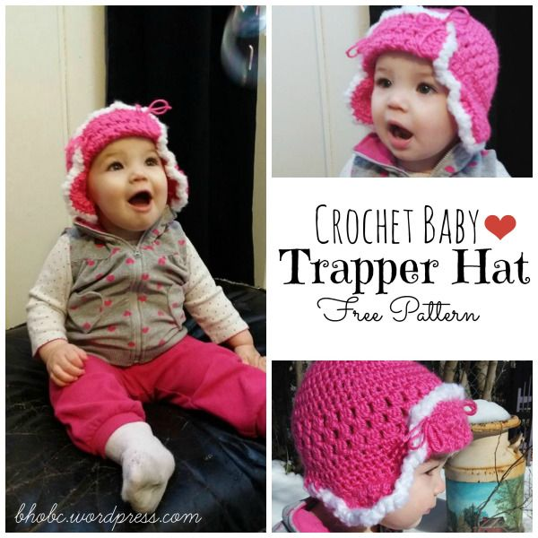 Best 20 Trapper Hats Ideas On Pinterest Crochet Hats