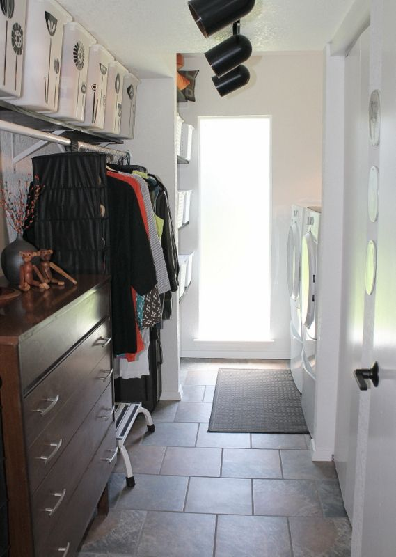 9 best malvey secondary suite exterior images on for Master closet laundry room combo