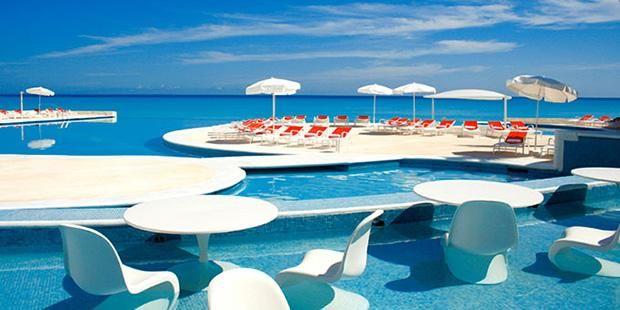 Bel Air Collection Resort & Spa Cancun | CheapCaribbean.com #CheapCaribbean #CCBucketList