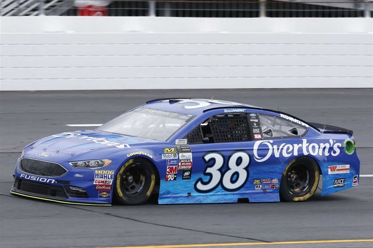 Starting lineup for Overton's 301 Friday, July 14, 2017 David Ragan will start 32rd in the No. 38 Front Row Motorsports Ford Crew chief: Derrick Finley Spotter: Rocky Ryan Photo Credit: Matthew T. Thacker   NKP Photo: 32 / 39