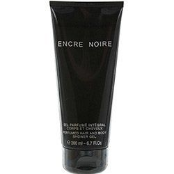 Lalique Encre Noire Perfumed Hair & Body Shower Gel - 200ml/6.7oz by Lalique. Save 31 Off!. $24.19. Fragrance Notes: Vetiver Bourbon, musk, cashmere woods, cypress, Vetiver Haitian. Recommended Use: casual. Design House: Lalique. An all-in-one perfumed cleanser Produces soft lather to gently yet thoroughly cleanse skin & hair Contains hydrating & nurturing ingredients Infused with a delicate scent that soothes senses Leaves skin & hair soft, fresh & comfortable