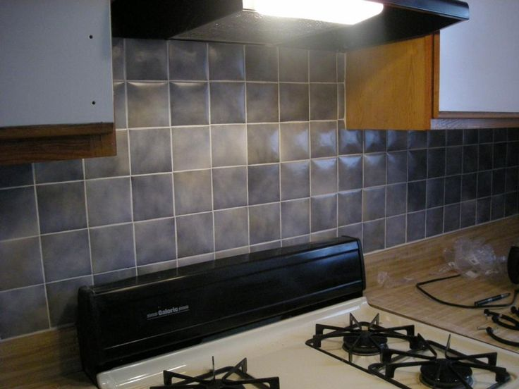 How To Painted Tile Backsplash   Http://luga.wildeastbistro.com/